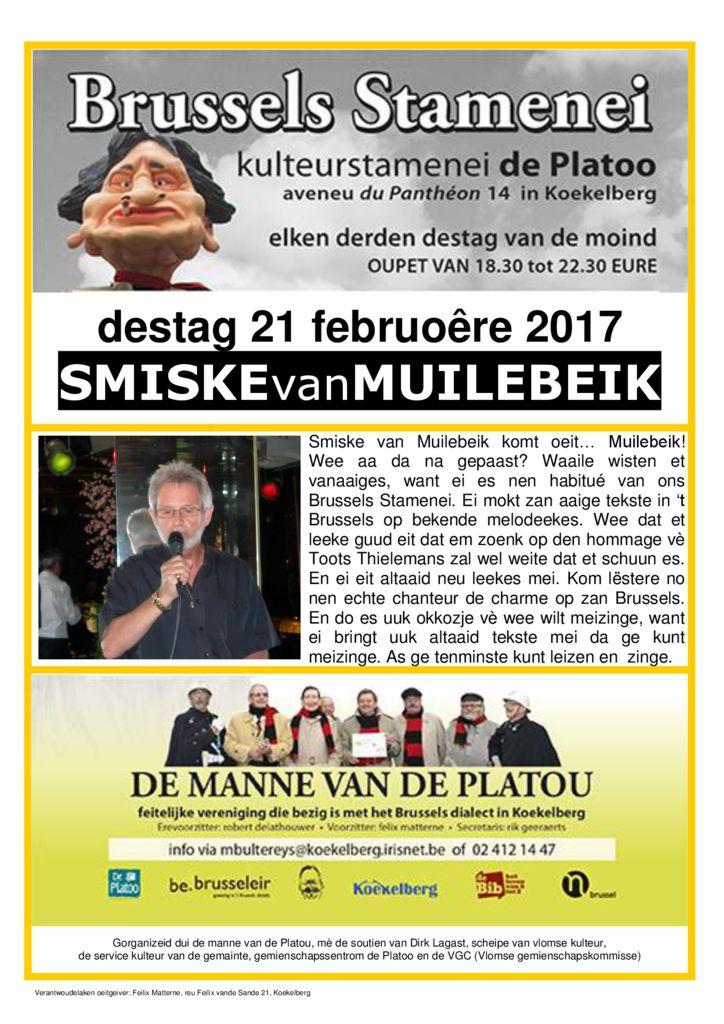 Brussels Stamenei