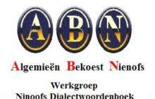 Werkgroep Ninoofs Dialect