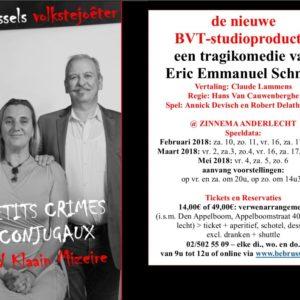 De Nieuwste Studioproductie Van Het Brussels Volkstejoêter