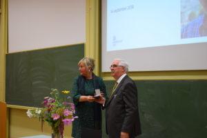 Onze Voorzitter Jacques Van Keymeulen Ontvangt Matthias De Vriespenning